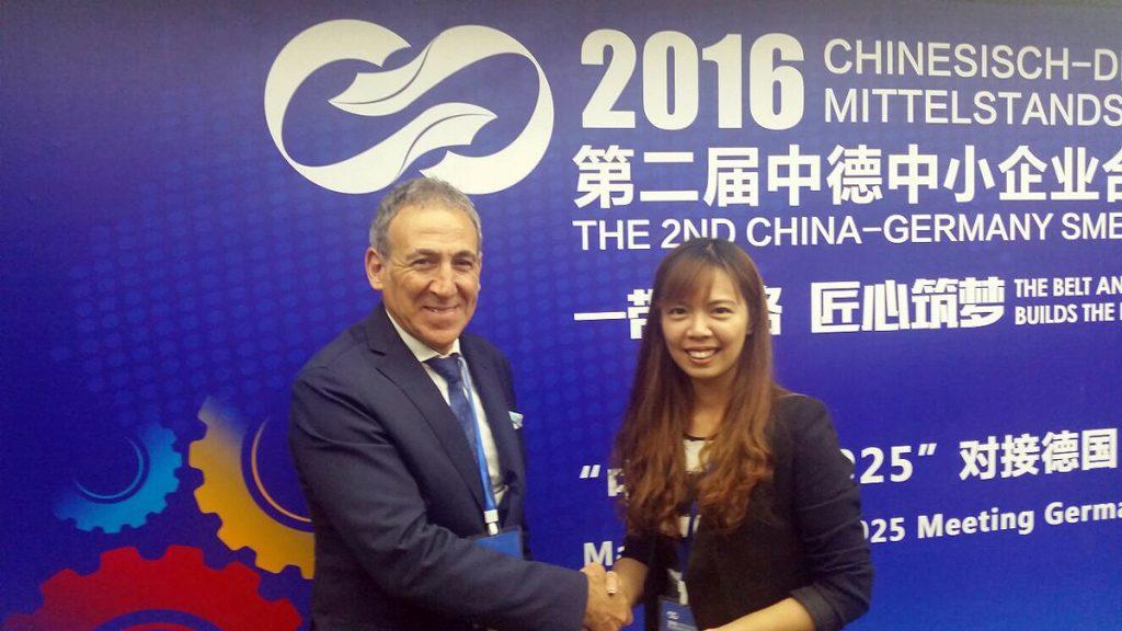 Ben fet! viatja a Xina i reafirma la seva voluntat de vendre productes catalans al gegant asiàtic
