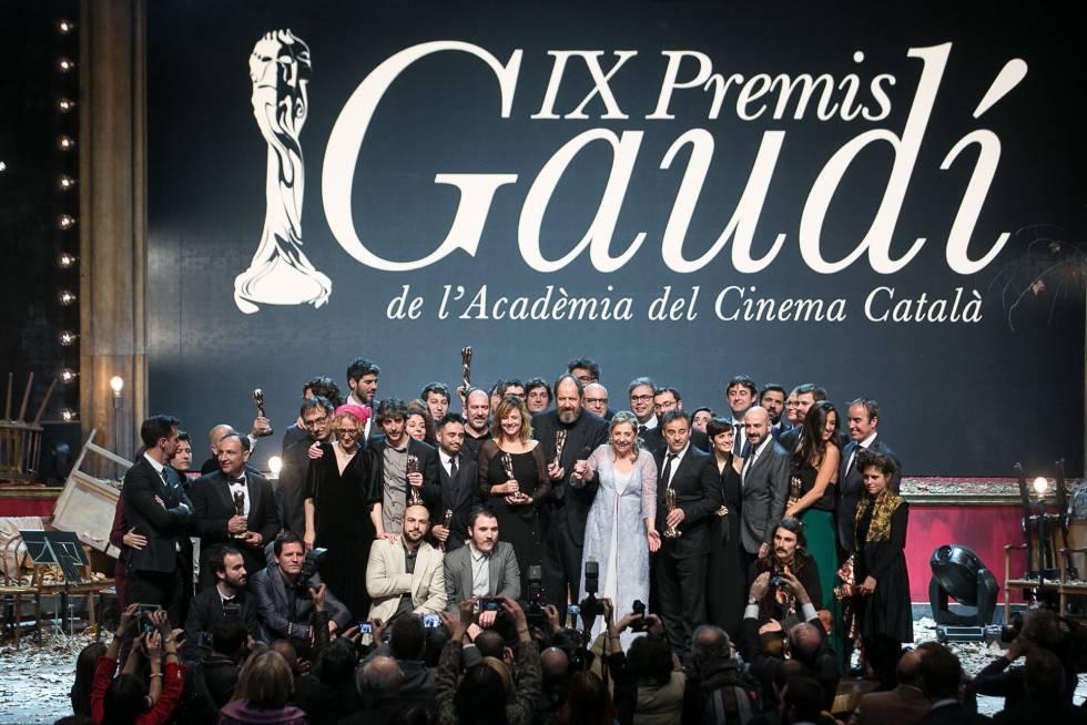 Ben Fet!, present a la gala dels Premis Gaudí