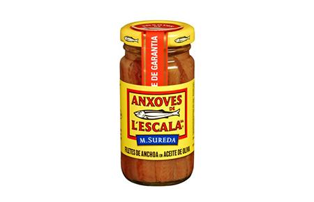 (Català) Anxoves de l'Escala