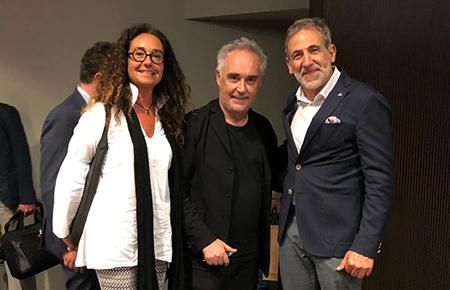 Ben Fet!, a la presentació de Food&Beverage de Ferran Adrià