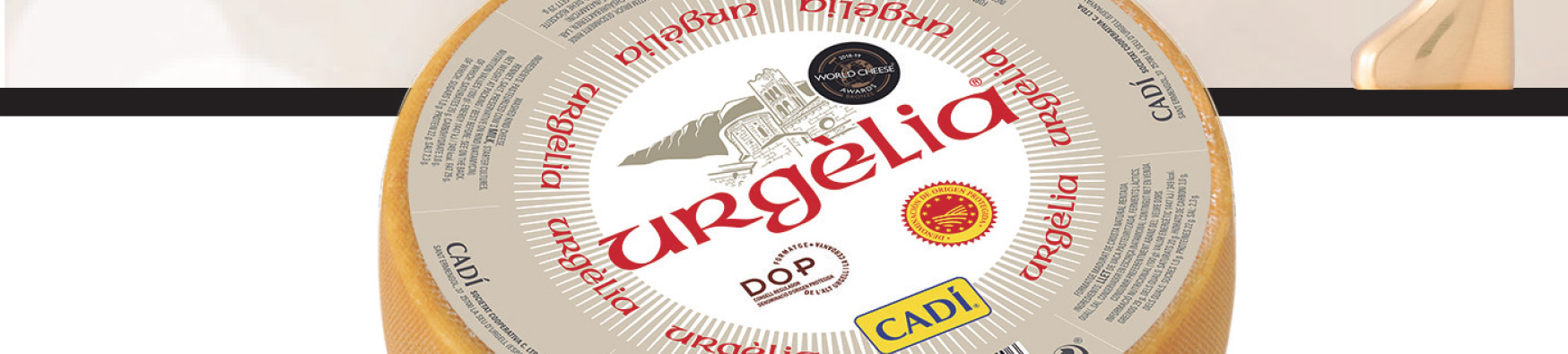 L'Urgèlia, formatge de la Cooperativa Cadí, or als prestigiosos Sofi Awards